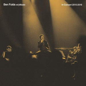 Ben Folds – In Concert 2015-2016 (2016) Album (MP3 320 Kbps)