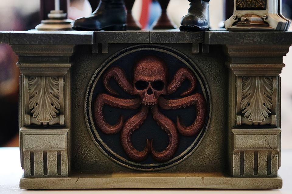 Premium Collectibles : Red Skull 5igu8o