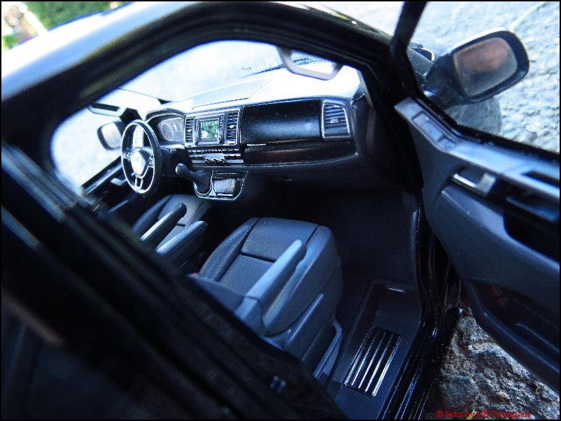 1 18 tuning volkswagen vw t6 multivan highline with bbs. Black Bedroom Furniture Sets. Home Design Ideas