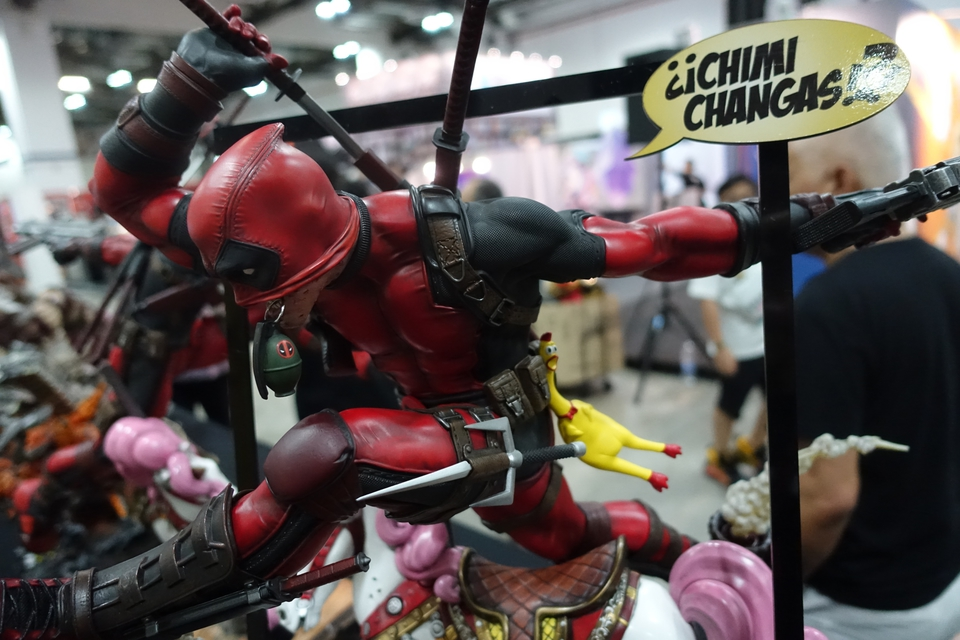 Premium Collectibles : DeadPool ** 5mvjpn
