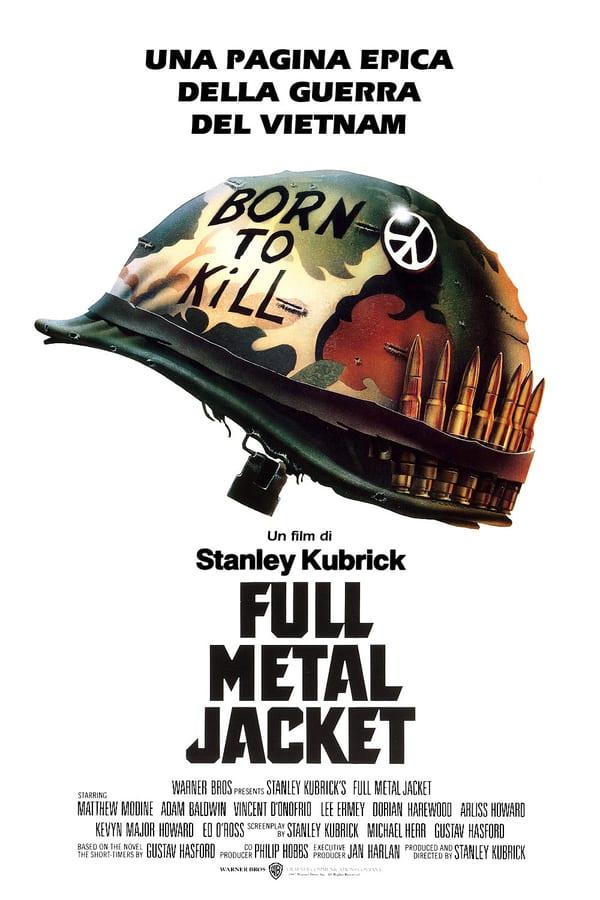 Full Metal Jacket (1987) BDRip 576p x264 iTA/ENG AC3 5.1 DD Subs