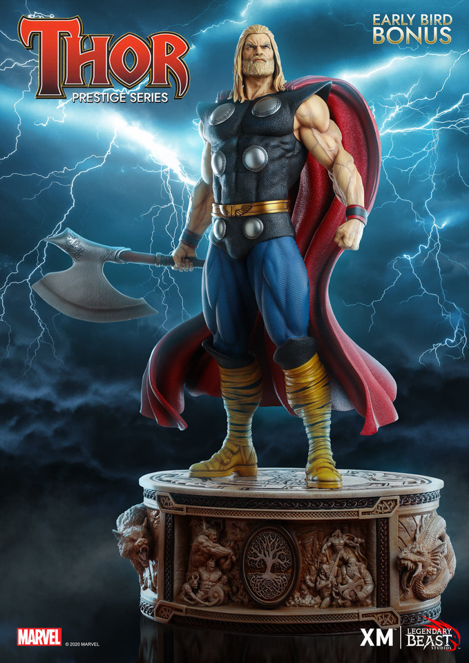 Premium Collectibles : Thor 1/3 5nykyk