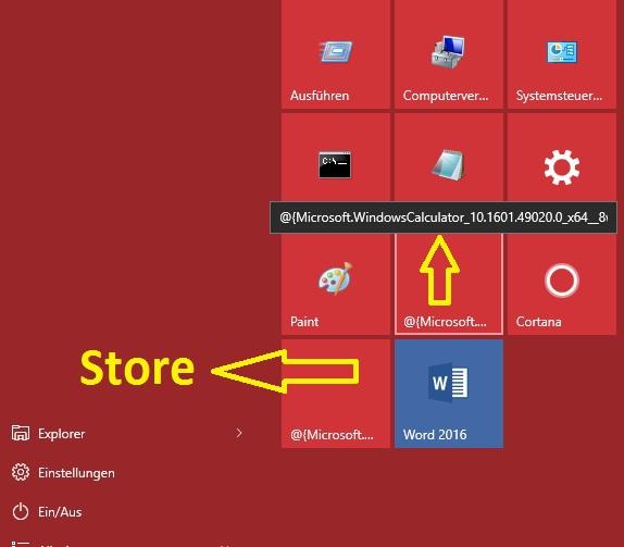 Programme und Features zeigt nicht alle installierten - Microsoft Community
