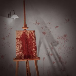 Dream Born In Fly - Red Canvas: The Sad Painter And Other Stories (EP) (2016)