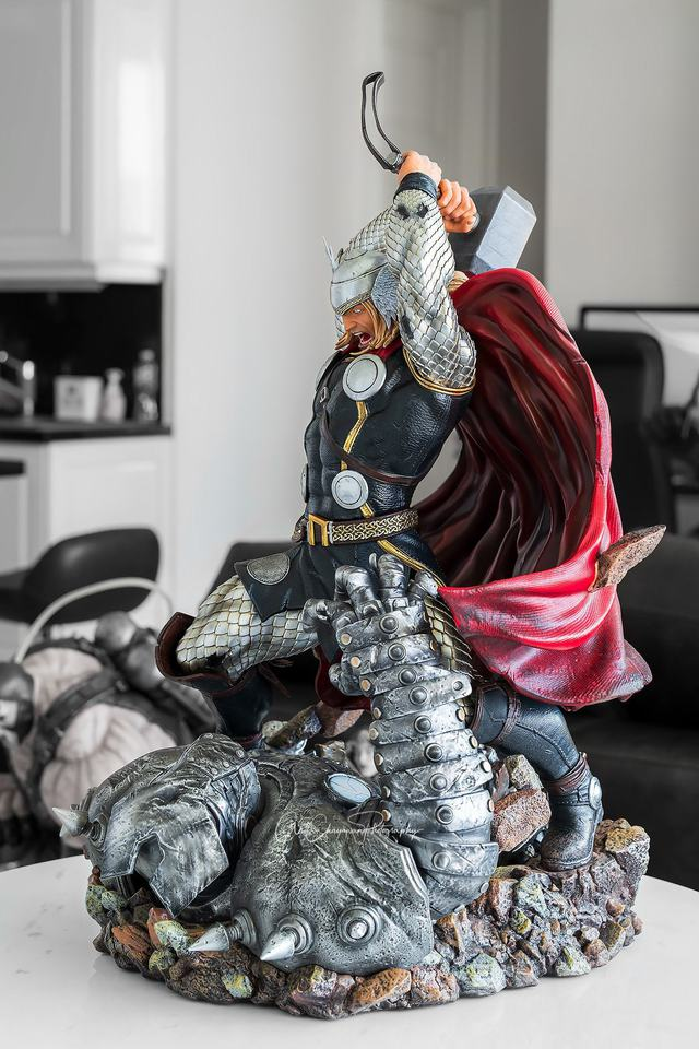 Premium Collectibles : Modern Thor 5rbjgr