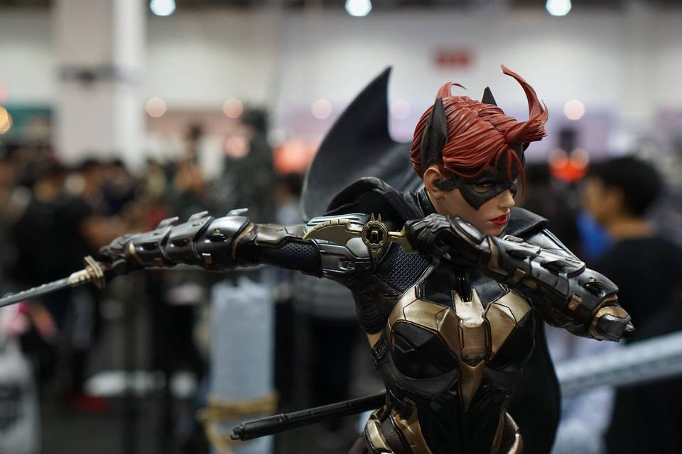 Samurai Series : Batgirl 5vpus7