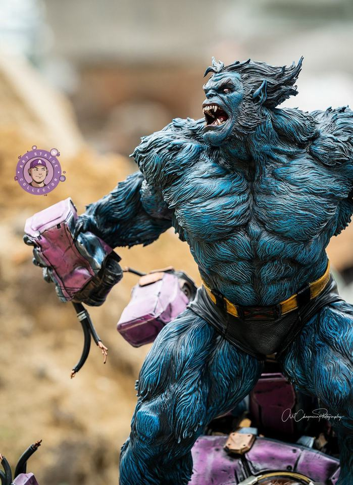 Premium Collectibles : Beast 1/4 Statue 5xbjr9