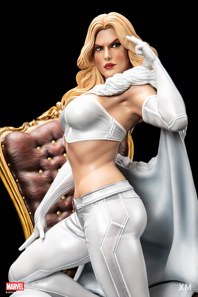 Premium Collectibles : Emma Frost 5zrkxw