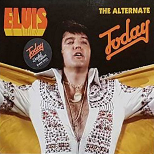 ELVIS - THE ALTERNATE TODAY 600g2ss4