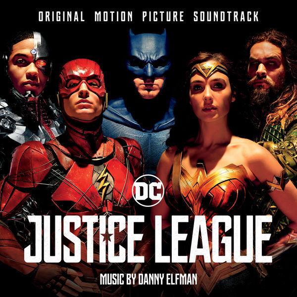 Danny Elfman - Justice League (Original Motion Picture Soundtrack) (2017)