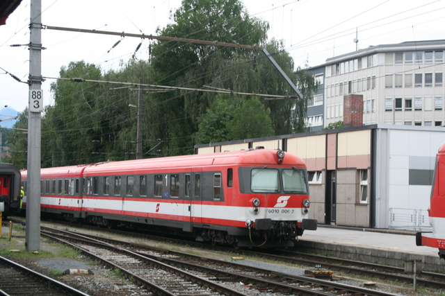 6010 006-2 Salzburg Hbf
