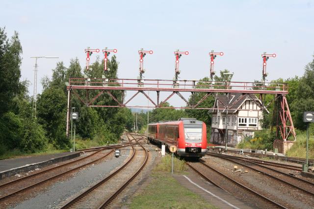 612 517-3 Einfahrt Bad Harzburg