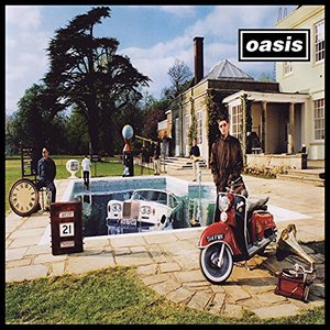 Oasis - Be Here Now (Deluxe Edition) (Remastered) (2016)