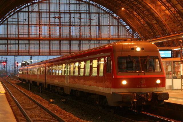 614 055-2 Bremen Hbf