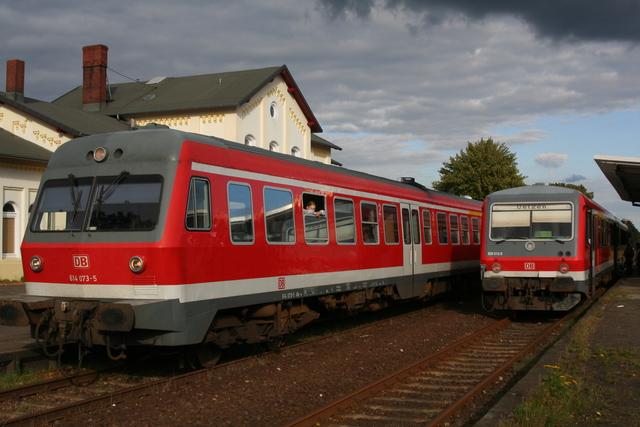 614 073-5 + 928 613-9 Soltau (Han)