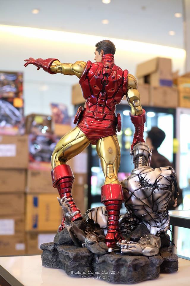 Premium Collectibles : Iron Man classic - Page 4 614kad