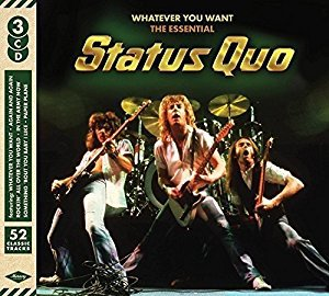 Status Quo – Whatever You Want: The Essential (2016)