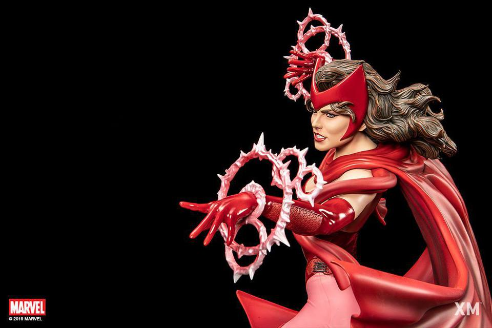 Premium Collectibles : Scarlet Witch** 61952012_230976068591j2jhf