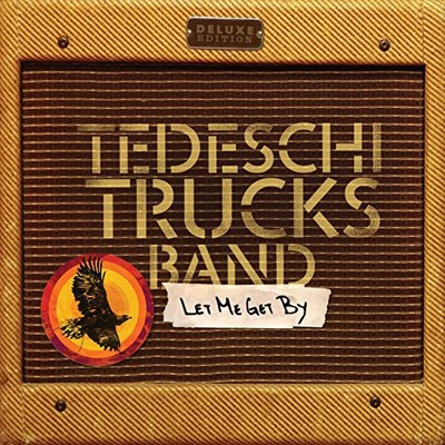 Tedeschi Trucks Band - Let Me Get By [2CD Deluxe Ed.](2016).Mp3 - 320Kbps