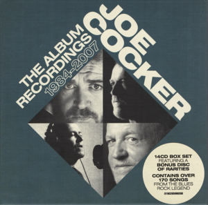 Joe Cocker - The Album Recordings 1984-2007 (2016) [Box Set, 14CD]