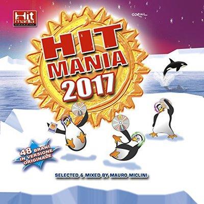 Hit Mania 2017 (2017).Mp3 - 320Kbps