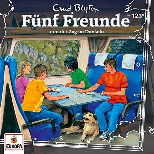 Fünf Freunde - Folge 123: und der Zug im Dunkeln (2017)
