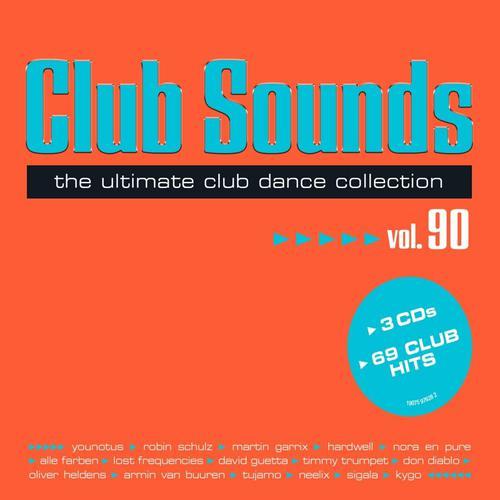 Club Sounds Vol. 90 (2019)