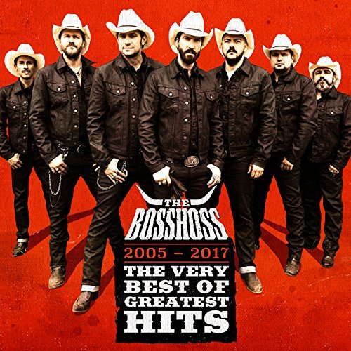 The BossHoss - The Very Best Of Greatest Hits (2005 - 2017) (2017)