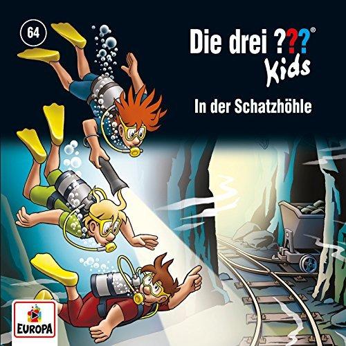 Die Drei Fragezeichen Kids - Folge 64: In Der Schatzhöhle (2018)