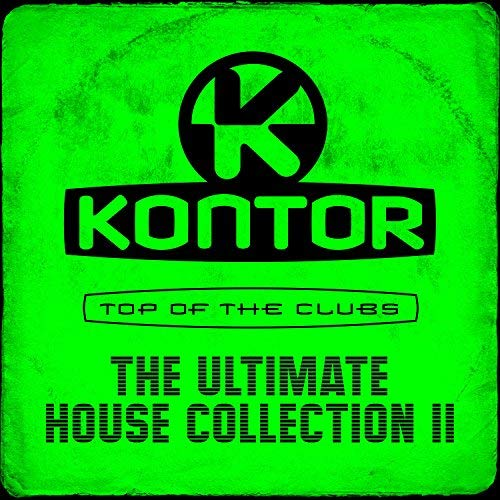 Kontor Top Of The Clubs - The Ultimate House Collection II (2018)