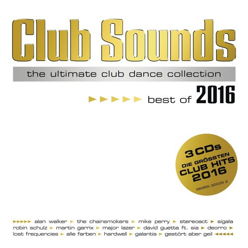 Club Sounds - Best of 2016 (2016)