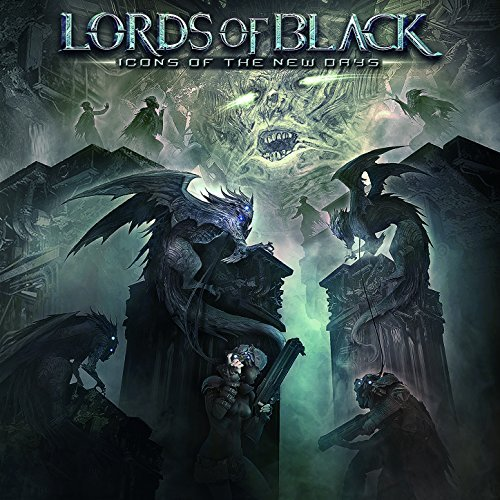 Lords of Black - Icons of the New Days (Deluxe Edition) (2018)