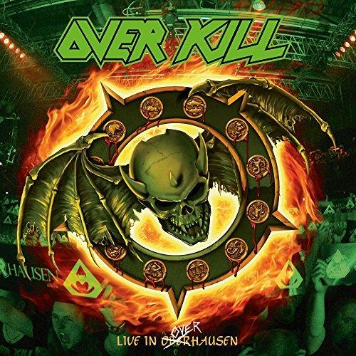 Overkill - Live In Overhausen (2018)