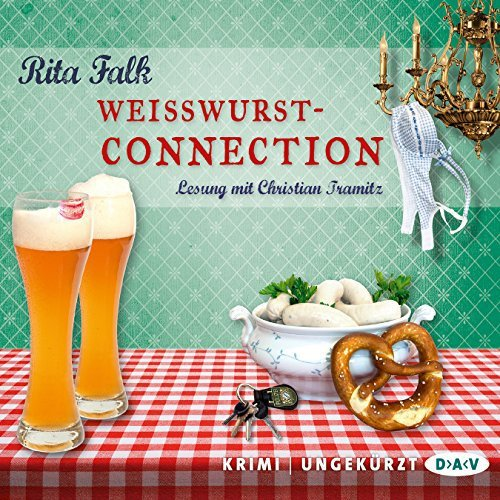 Hörbuch Cover für Weißwurstconnection Franz Eberhofer 8 (Hörbuch-Download)