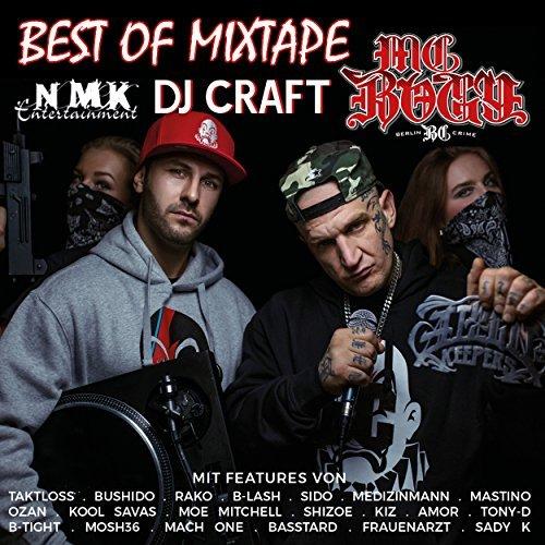 MC Bogy & DJ Craft - Best of Mixtape (2017)