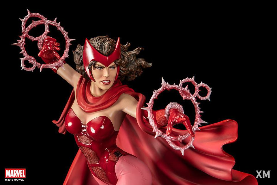 Premium Collectibles : Scarlet Witch** 62249616_230976060591vlk2d
