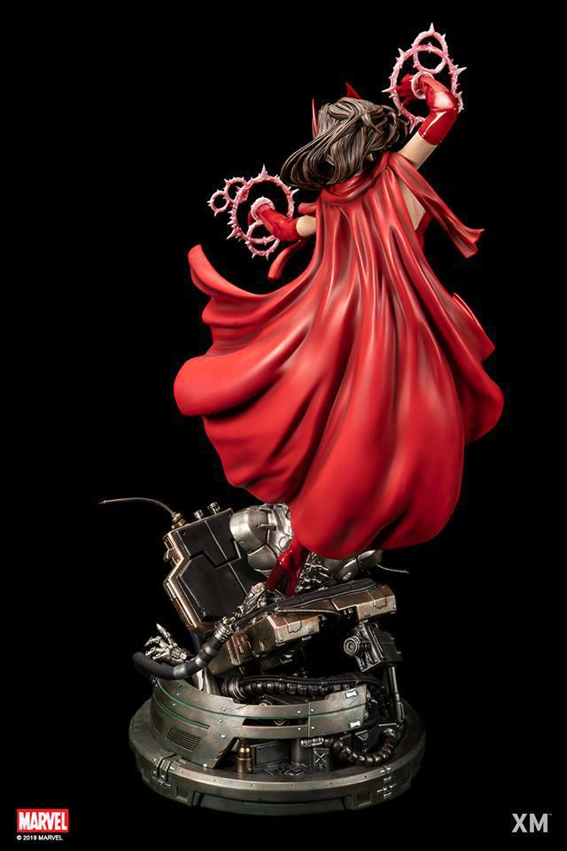 Premium Collectibles : Scarlet Witch** 62559919_230976061591xgjqc