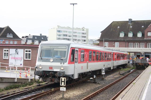 628 521 D 1445 Westerland