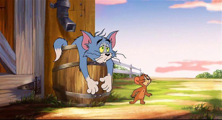 Tom & Jerry: Back to Oz Ekran Görüntüsü 2