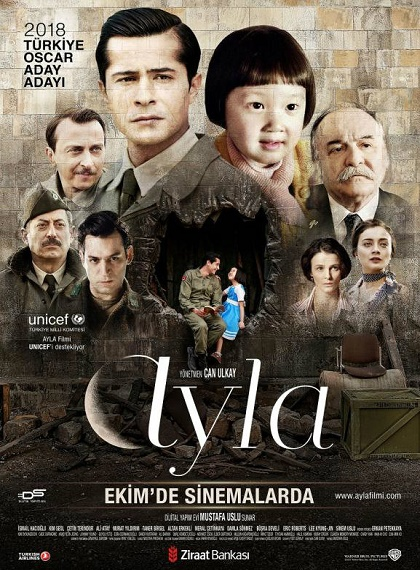 Ayla - Ayla: The Daughter of War - 2017 - HDRip XviD - m1080p - 720p - 1080p - WEBRip - x264 - Türkçe - Yerli Film - Tek Link