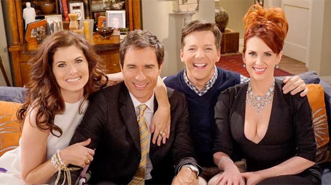 Will & Grace torna in tv con 10 nuovi episodi