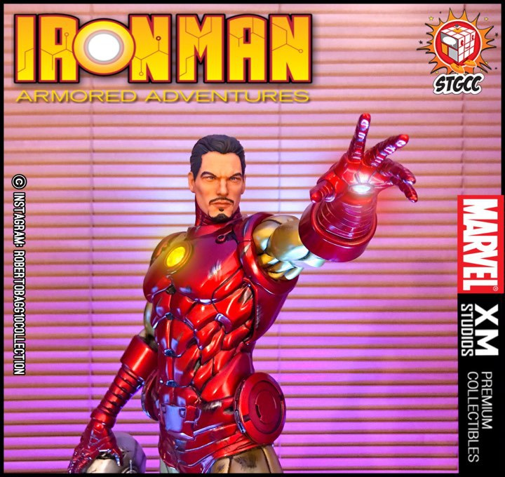 Premium Collectibles : Iron Man classic - Page 4 63hzmu