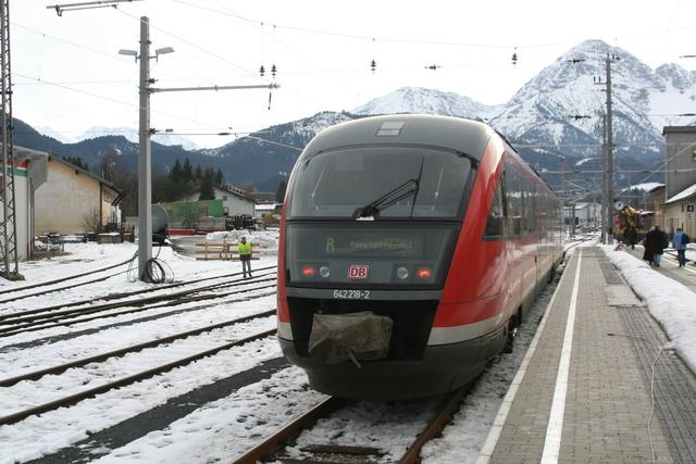 642 218-2 Reutte in Tirol
