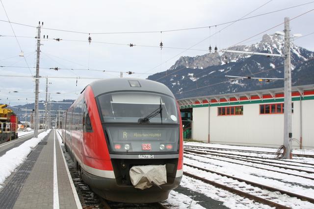 642 718-1 Reutte in Tirol