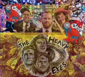 Full Discography : The Heavy Eyes