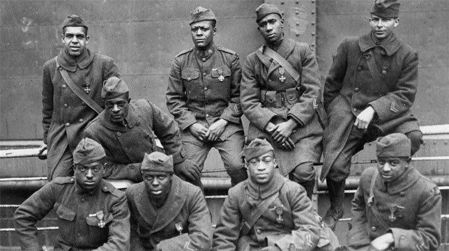 History e Will Smith insieme per la serie tv Harlem Hellfighters