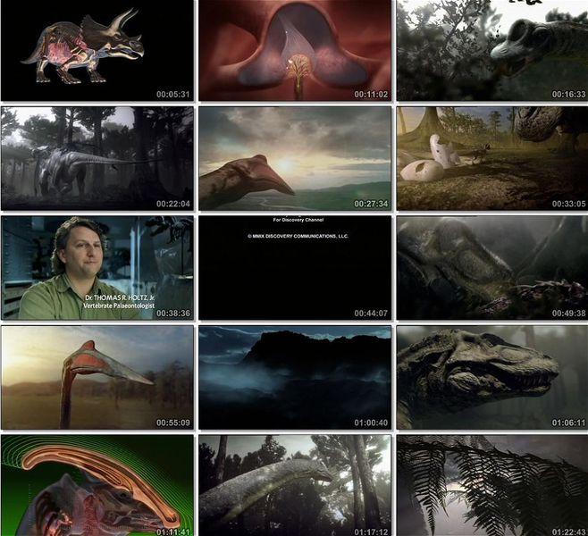 Discovery Channel Dinazor Savaşları Bölüm 2 Ekran Görüntüsü 1