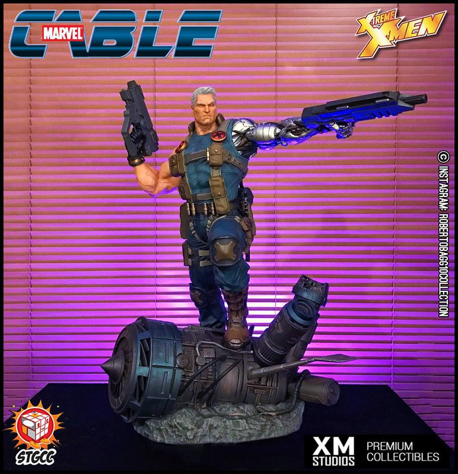 Premium Collectibles : Cable - Page 9 65ub9y