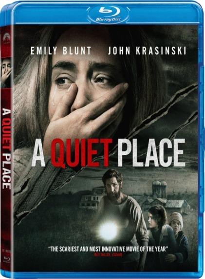 Sessiz Bir Yer - A Quiet Place - 2018 - 1080p BluRay DUAL (TR-EN)