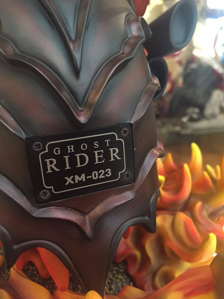 Premium Collectibles : Ghost Rider - Page 5 66mu18